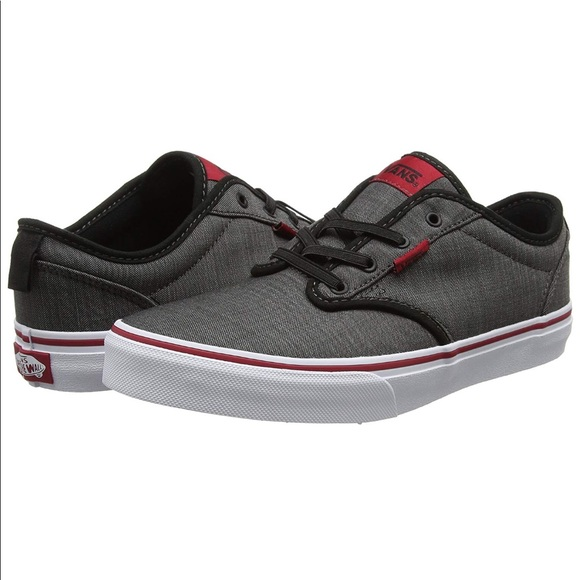 62f08d632c VANS ELASTIC LACE ATWOOD SLIP-ON SHOES